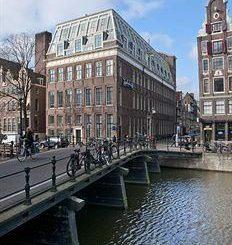 bilden föreställer Radisson Blu Hotel Amsterdam