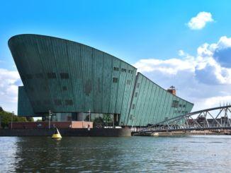 foto av Nemo i Amsterdam