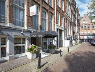 bilden föreställer Hotel Nova