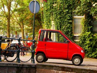 hyr bil i amsterdam